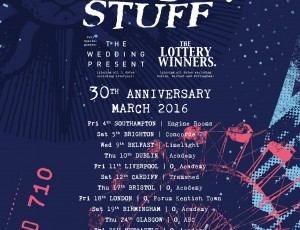 The Wonder Stuff 30th Anniversary Tour Announced!