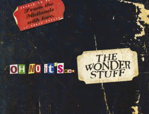 Erica appears on the new Wonder Stuff album